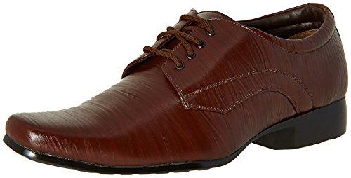 BATA Men's Remo Brown Formal Shoes - 10 UK/India (44 EU)(8214625)