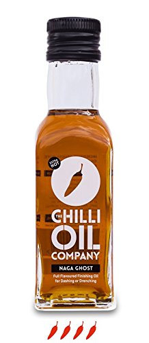 Naga Chili Oil