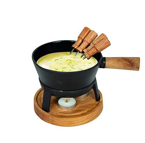 Boska Fondue-Set Pro S - 700 ml - geeignet für Käsefondue