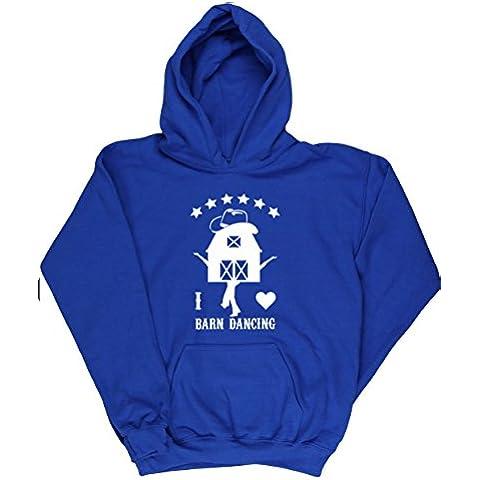 HippoWarehouse - Sudadera con capucha - para niña