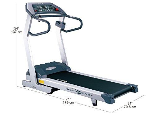 Steelflexâ® Heavy Duty – Treadmills