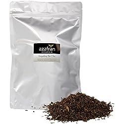 Schwarzer Tee - Indischer BIO Darjeeling Schwarztee (500g) - ca.250 Tassen Genuss von Azafran®