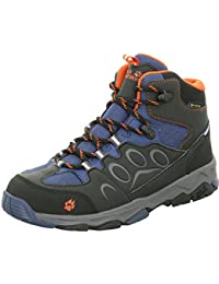 Jack Wolfskin MTN Attack 2 Texapore Mid chaussures randonnées enfants
