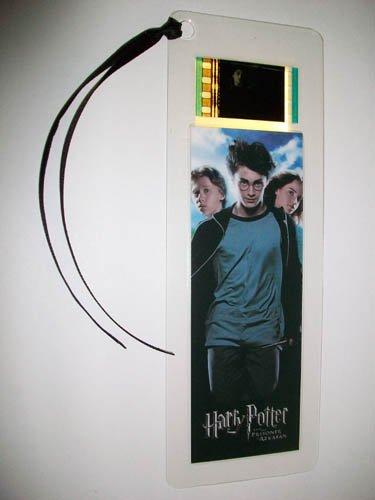 Harry Potter 3(Gefangene von Askaban) Film Memorabilia Film Cell Lesezeichen (Harry-potter-film Zelle Lesezeichen)