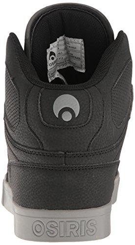Osiris NYC 83 VLC 21018011 Herren Sneaker Schwarz / Grau