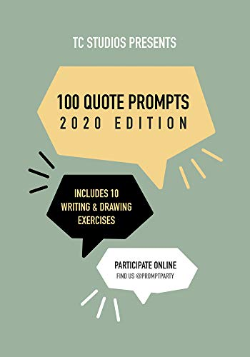100 Quote Prompts: 2020 Edition (English Edition)