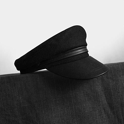 Shunlidas Sombrero Azul Marino