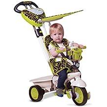 smarTrike 1590800 - Dream triciclo, verde