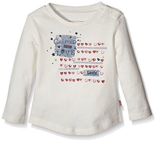 levis-flaga-t-shirt-manches-longues-bebe-fille-blanc-cloud-dancer-fr-18-mois-taille-fabricant-18-moi