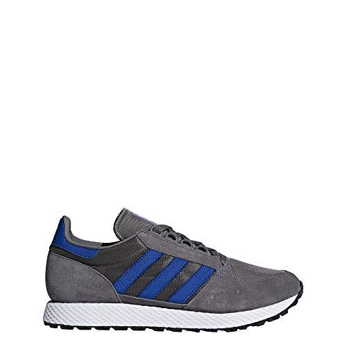 adidas Herren Forest Grove Fitnessschuhe, Grau (Gricua/Reauni/Negbás 000), 45 1/3 EU - Adidas Originals Turnschuhe