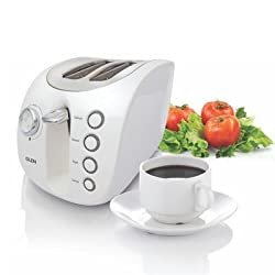 Glen 3011 Auto Pop up Toaster 880W with 2 Years Warranty