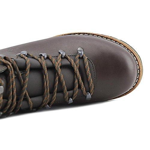 Hanwag Grünten, Chaussures de Randonnée Hautes Homme Marron (Marone)