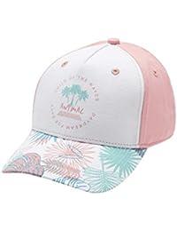 Animal Gorra de béisbol Infantil Blossom Blanco-Rosa baf750411e4