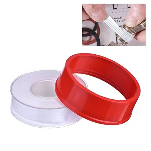 selftek-2pcs-18mm-width-industrial-sealant-tape-ptfe-tape-for-pipe-connections-and-watertight-fittin