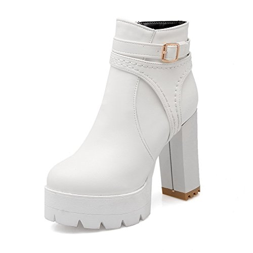 agoolar-womens-high-heels-low-top-solid-zipper-boots-white-38