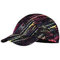 Buff Pro Run Cap Gorra, Unisex-Adult, Black, One Size