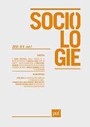 Sociologie, Volume 1, N° 4 :