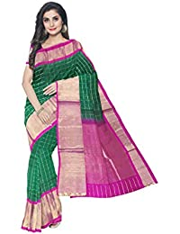 Sakhi Womens Pure Uppada Silk Saree_DPR-1138_Multi-coloured_Free Size