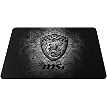MSI Shield - Alfombrillas de ratón Gaming, Color Negro