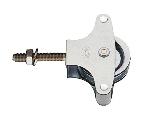 AMIG 859 - Polea tendedero con tuerca n.12 60 mm. metalica
