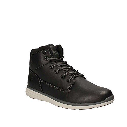 Fila Lance Mid Black / Black 101014612V, Scarpe sportive Noir