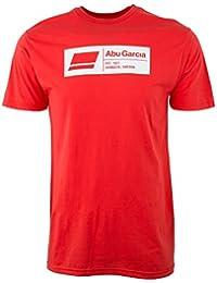 Abu Garcia svangsta camiseta - SSTABUSVGREDXXL, XXL, Rojo