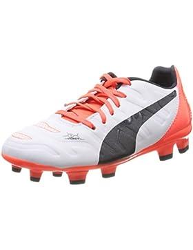 Puma evoPOWER 3.2 FG Jr - zapatillas de fútbol de material sintético infantil