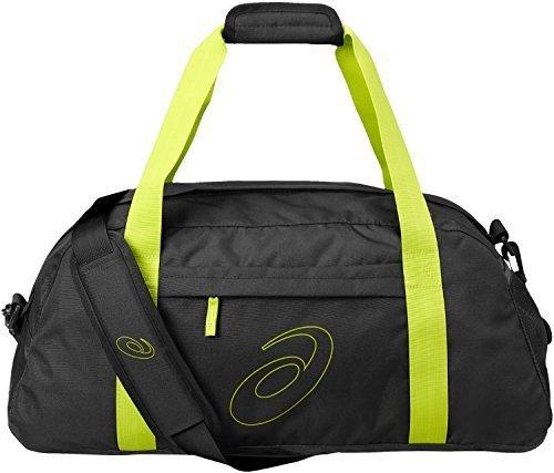 ASICS Training Essentials Gymbag Sporttaschen, schwarz, 70 x 50 x 10 cm, 0.4 Liter