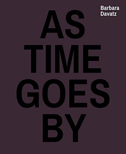 As Time Goes By : Portraits 1982, 1988, 1997, 2014 par Barbara Davatz