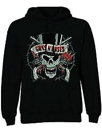 Guns n' roses Sweat à Capuche Guns N' Roses - Distressed Skull