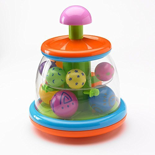 Jumping BeansÃ'® Rollabout Ball Top by Unknown