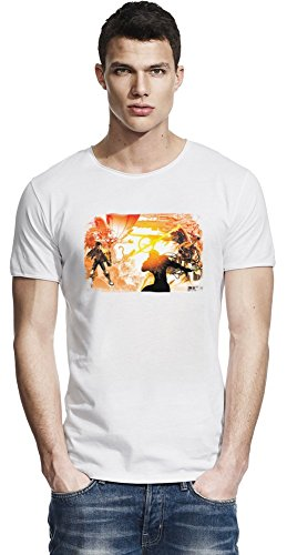 Slick Slick Slick Zone of The Enders HD Collection Battle Raw Edge-T-Shirt X-Large (Enders 360 Zone)