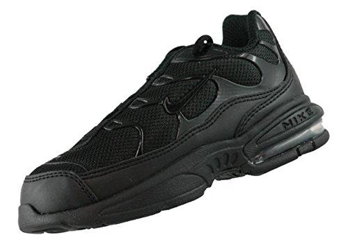 Nike Little Air Max Plus 314730 schwarz 009 Baby Kinder Schuhe Schwarz
