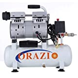 241183 Silent Type Air Compressor 65DB 600W 9L For Mobile Garage, Dental Clinic