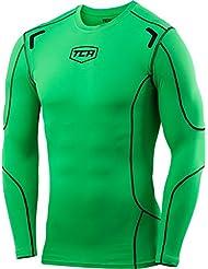 TCA Elite+ - Herren/Jungen - Base Layer Kompressionsshirt - Thermo-Unterwäsche