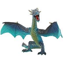 Bullyland Fantasy Figurine Dragon volant (turquoise) 16 cm