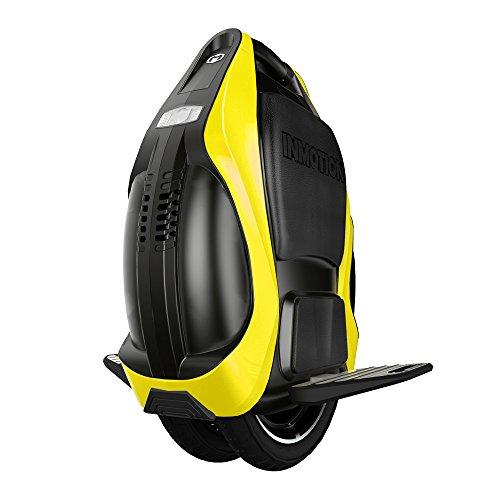 Inmotion V3C Elektro-Einrad gelb gelb