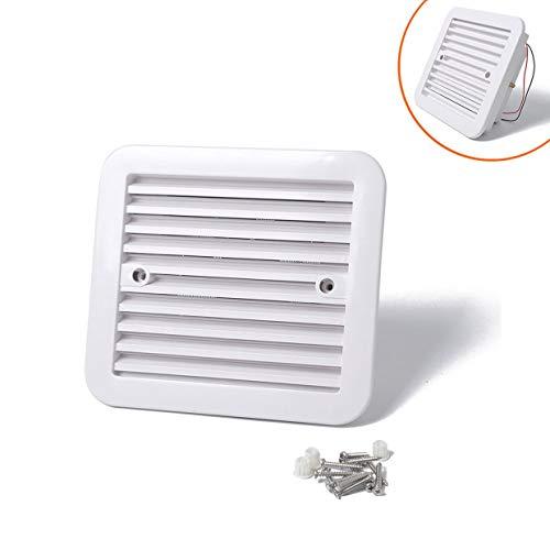 MXECO Frigorífico Salida Ventilación Con Ventilador