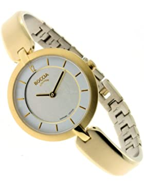 BOCCIA Uhr 3164-05 elegante Damenuhr Titanium ladies watch TT3164-05