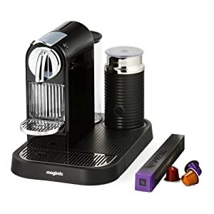 Nespresso CitiZ and Milk by Magimix M190 Coffee Machine