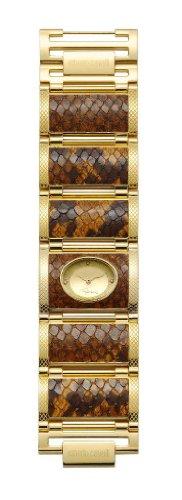roberto-cavalli-bangle-snake-7253365527-womens-analog-quartz-watch-with-brown-steel-bracelet