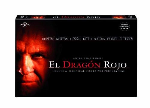 El Dragón Rojo - Edición Horizontal [DVD]