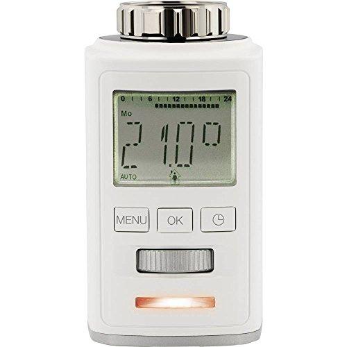 sygonix HT100 BT Funk-Heizkörperthermostat elektronisch 8 bis 28 °C