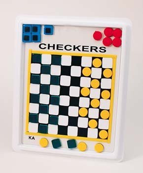Alimed Magnetic Checkers