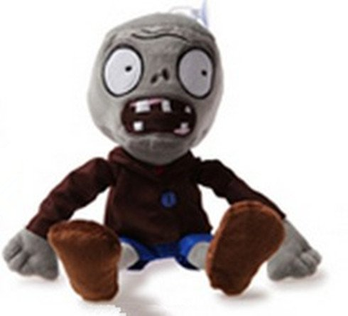 weiche Plüsch-Spielzeug-Puppe 25cm Plants vs Zombies Zombies ()