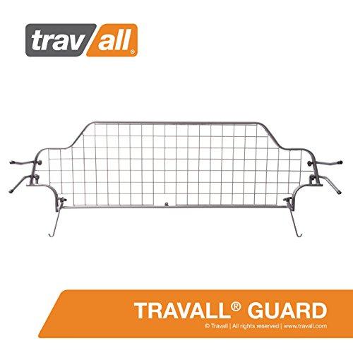 Travall® Guard Hundegitter TDG1303 – Maßgeschneidertes Trenngitter in Original Qualität - 5