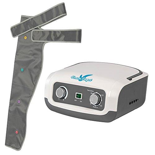 Preisvergleich Produktbild VENEN ENGEL® Massage-Gerät mit Armmanschette :: gleitende Massage mit 4 Luftpolstern :: Einfachste Handhabung & Top-Service