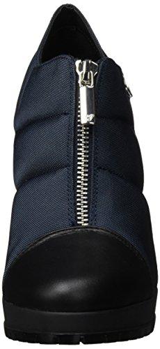 Armani - 9250676a462, Scarpe col tacco Donna Mehrfarbig (DARK NAVY/NERO 35035)