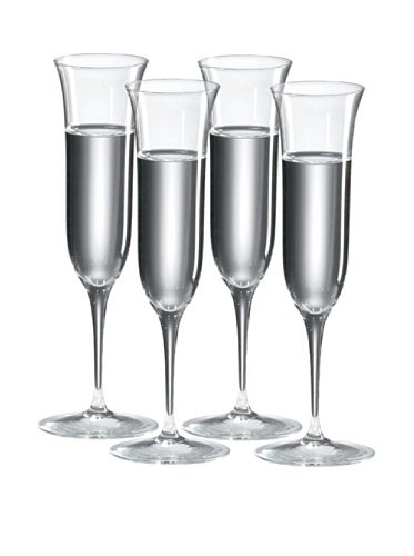 Ravenscroft Crystal Grappa Glass, Set of 4 by Ravenscroft Crystal Crystal Grappa