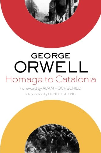Book cover for Homage to Catalonia